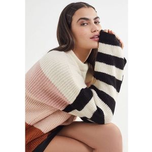 Truly Madly Deeply Caroline Stripe Sweater